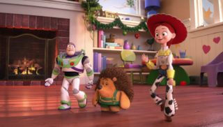 jessie personnage character pixar disney toy story hors temps time forgot