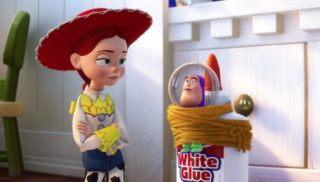 jessie personnage character pixar disney toy story toons mini buzz small fry