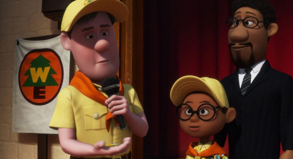 jimmy personnage character pixar disney là-haut up
