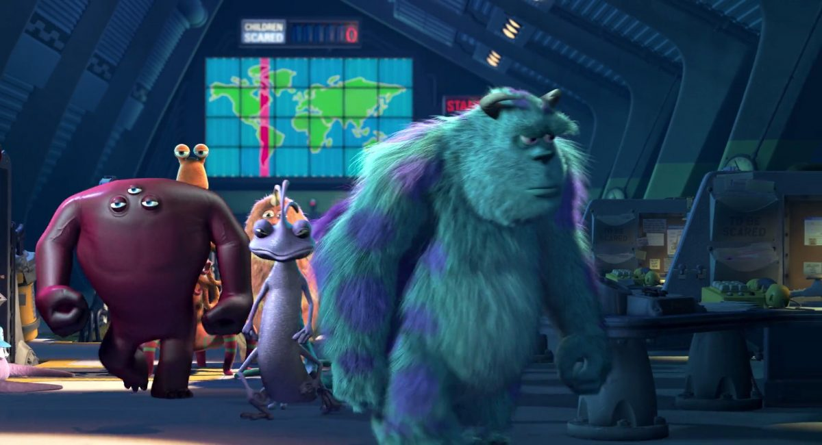 joe jj ranft personnage character monstres monsters inc cie disney pixar