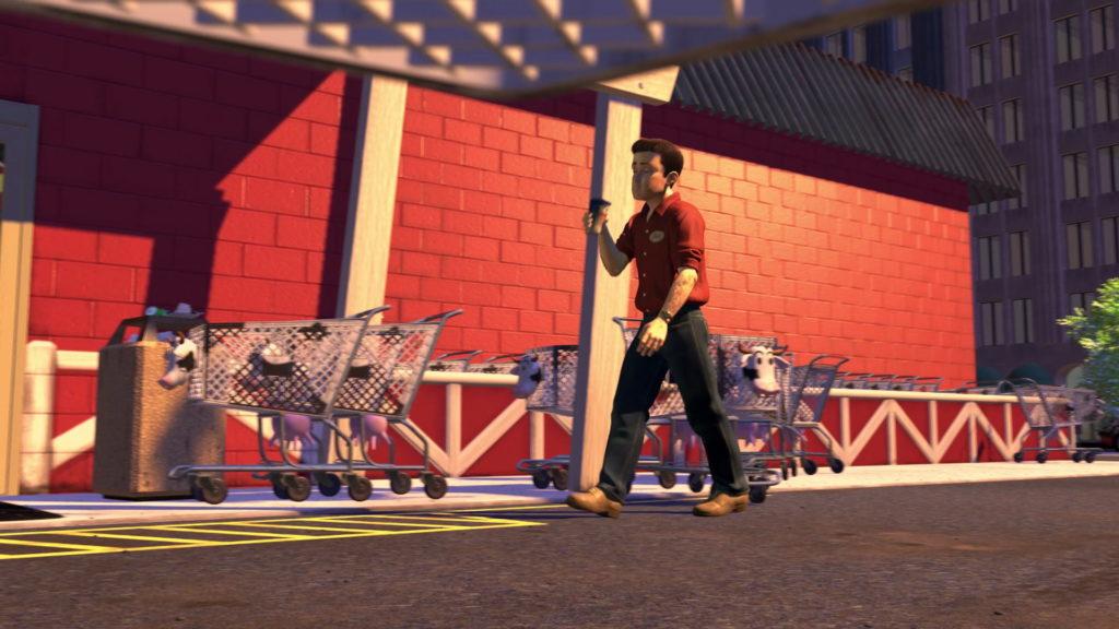 joe pixar disney personnage character toy story 2