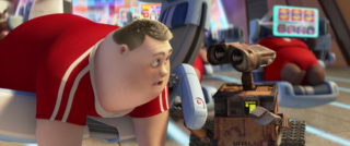 john pixar disney personnage character wall-e