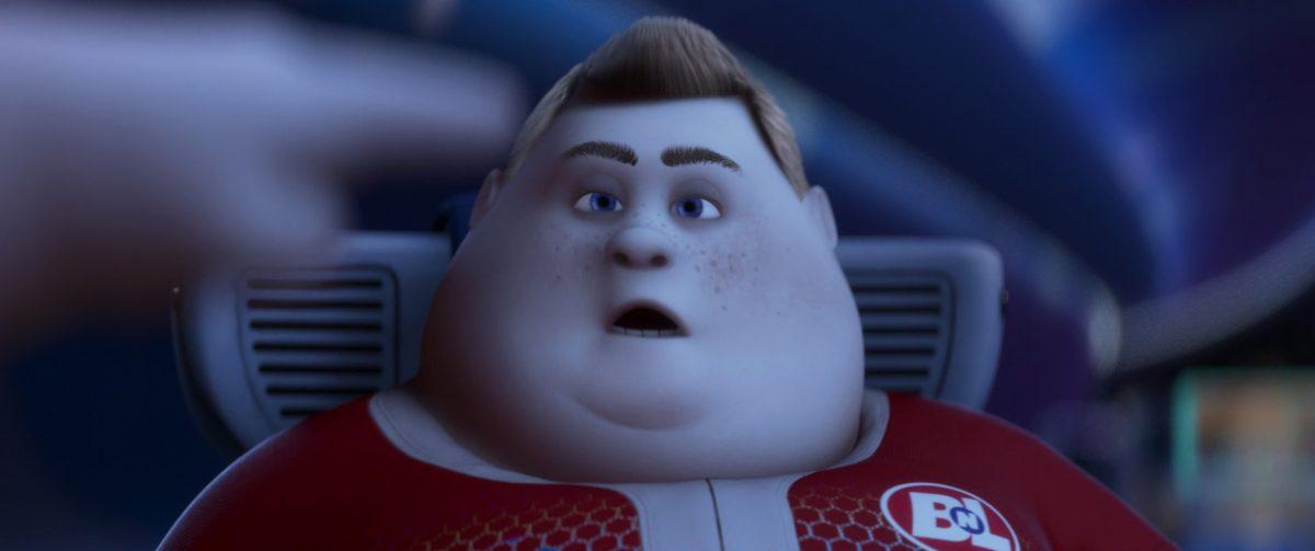 john personnage character wall-e disney pixar