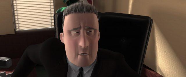 john walker personnage character indestructibles incredibles disney pixar