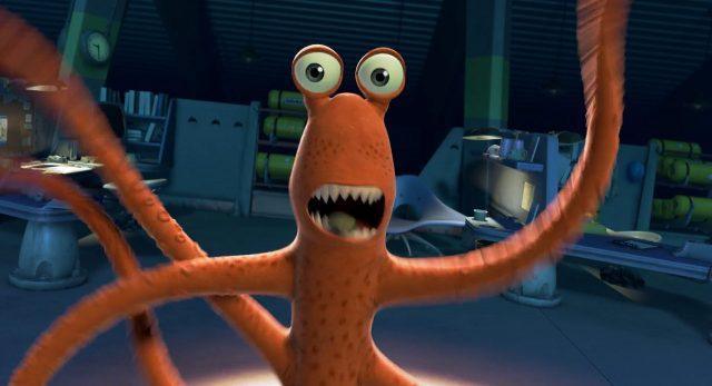 josh rivera personnage character monstres monsters inc cie disney pixar