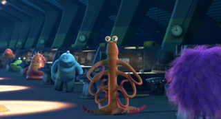 josh rivera pixar disney personnage character monstres cie monsters inc