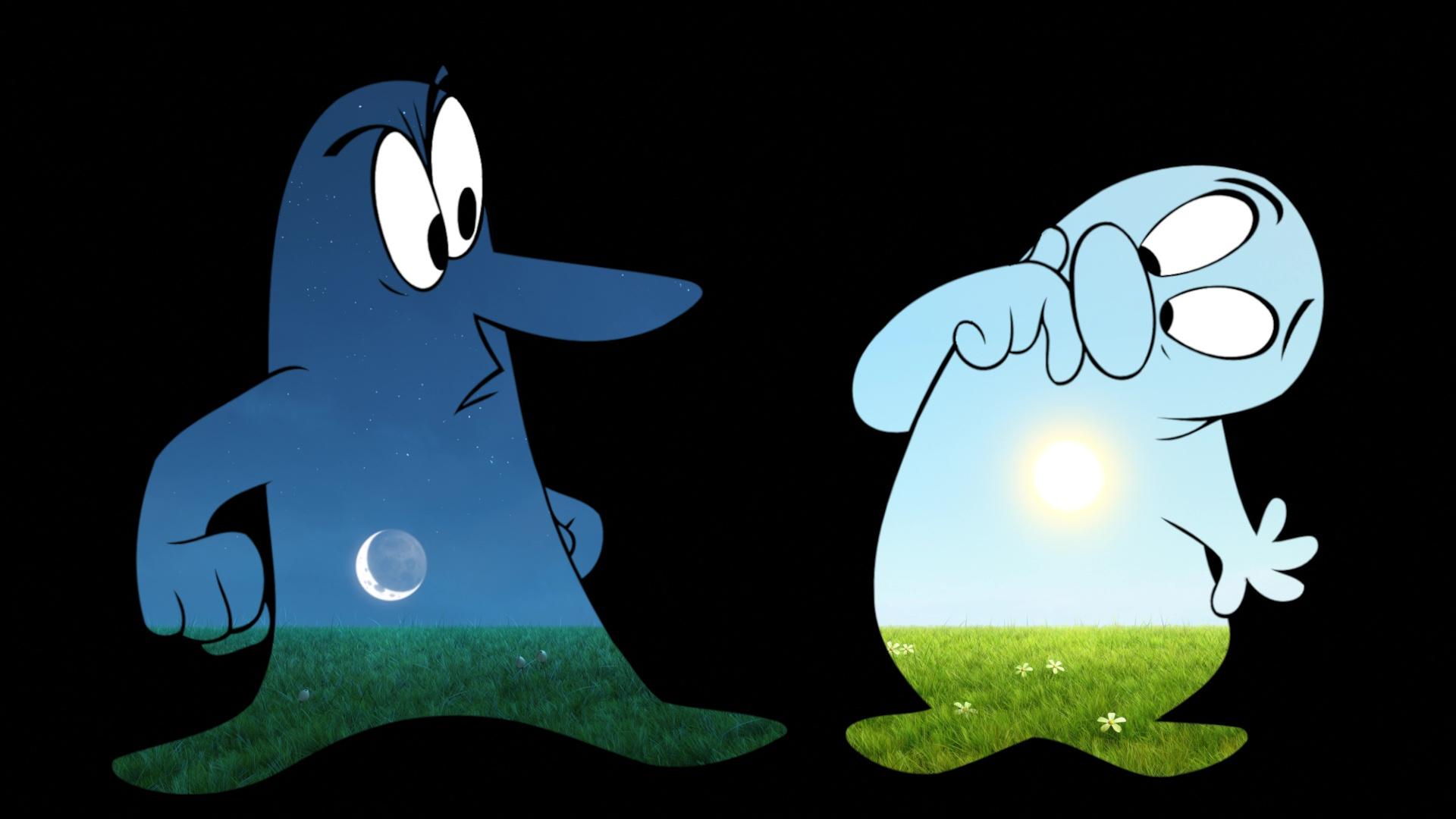 pixar disney jour et nuit day & night