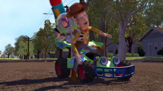 karting rc toy story disney pixar personnage character