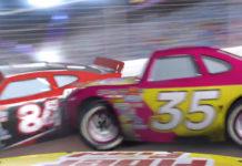 kevin racingtire personnage character pixar disney cars