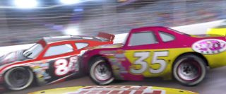 kevin racingtire personnage character pixar disney cars