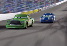 kevin shiftright personnage character pixar disney cars