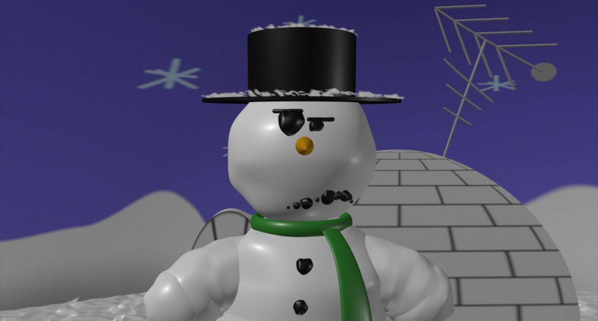 knick knack personnage character disney pixar