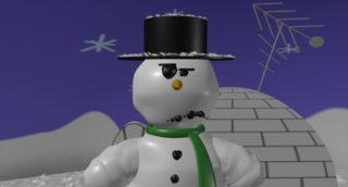 knick knack personnage character pixar disney