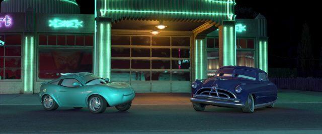kori turbowitz personnage character cars disney pixar