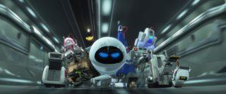 l-t pixar disney personnage character wall-e