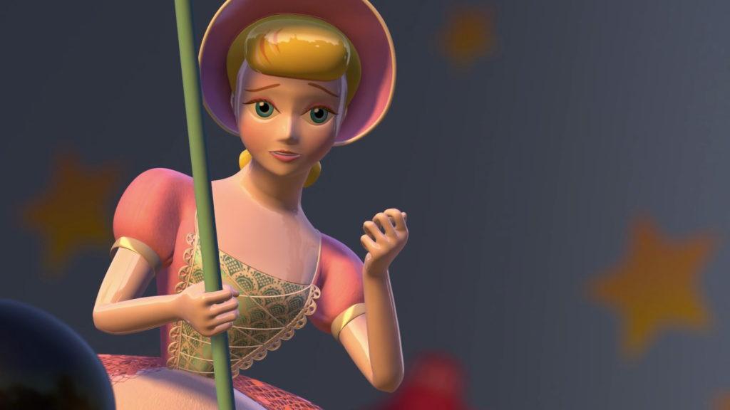 bergere bo peep pixar disney personnage character toy story 2