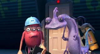 la fouine fungus pixar disney personnage character monstres cie monsters inc