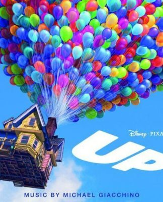 Pixar disney bande originale soundtrack là-haut up