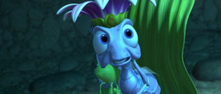 reine queen pixar disney personnage character 1001 pattes a bug life