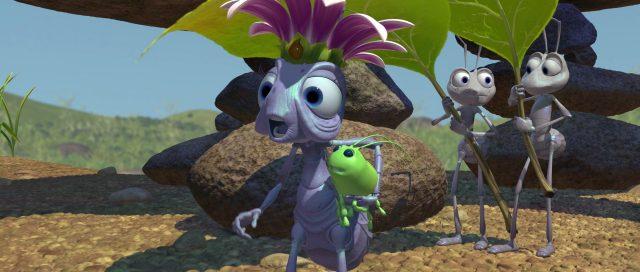 reine queen personnage character 1001 pattes bug life disney pixar