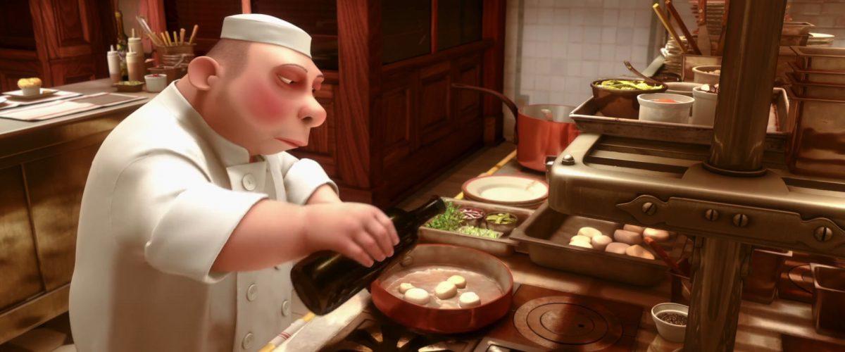 larousse personnage character ratatouille disney pixar