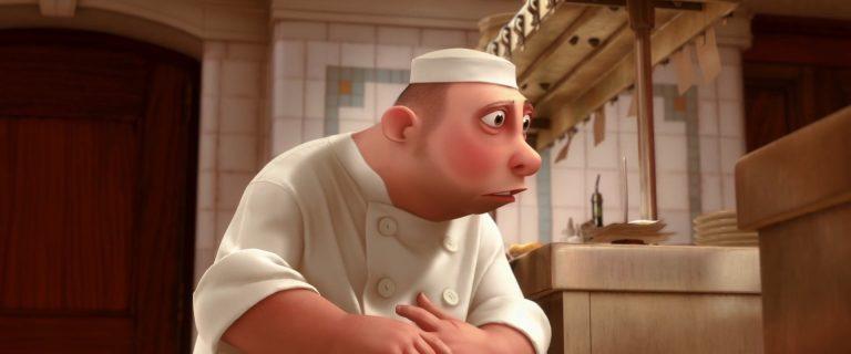 """Larousse, personnage dans """"Ratatouille""""."""