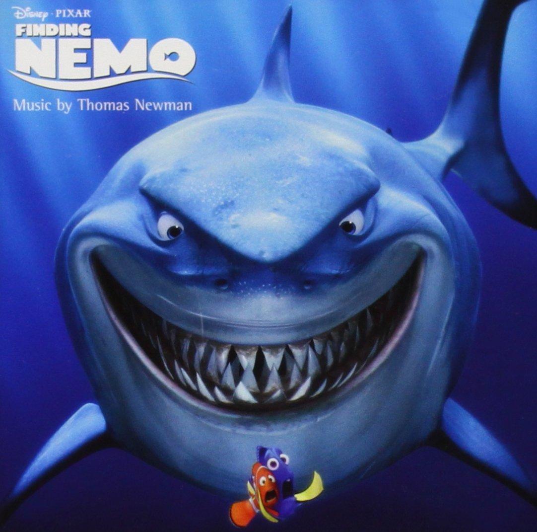 Pixar disney bande originale soundtrack le monde de nemo finding