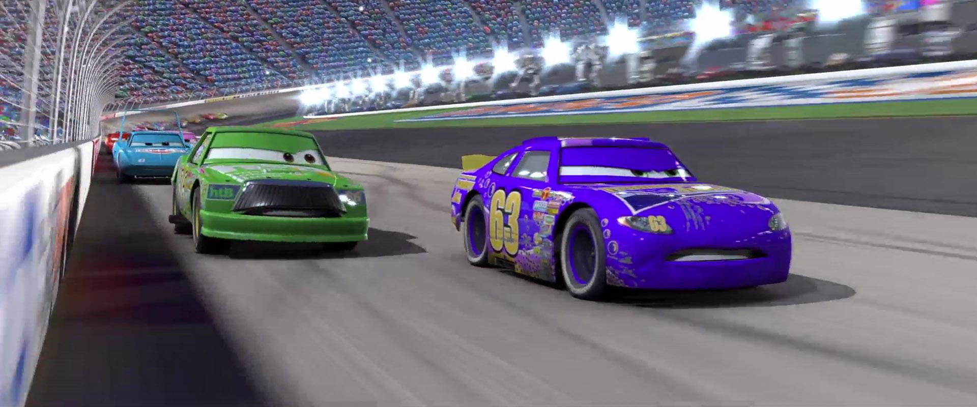 lee revkins personnage character pixar disney cars