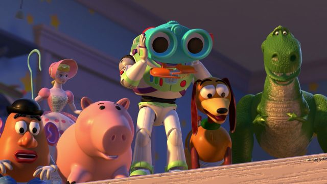 lenny personnage character disney pixar toy story