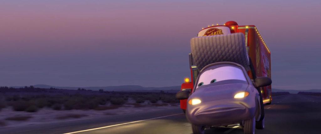 leroy traffik personnage character pixar disney cars