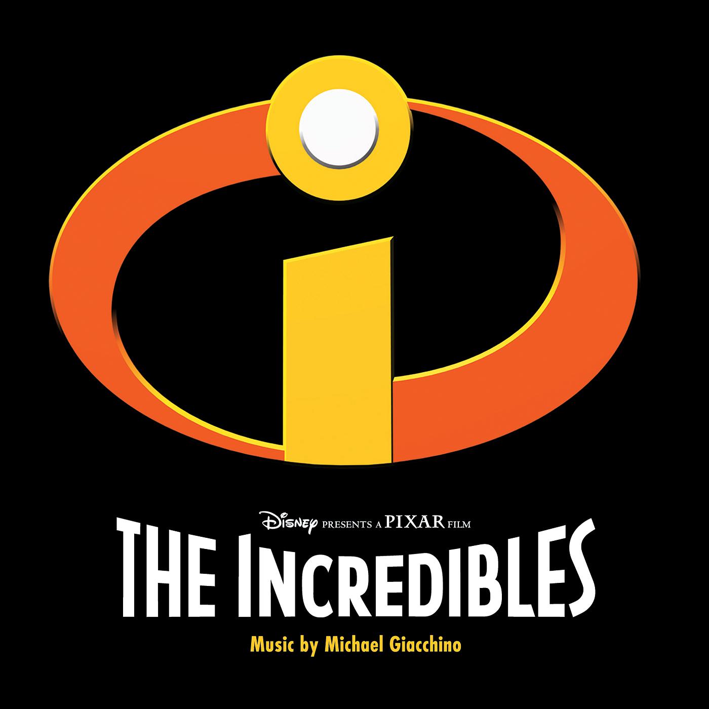 Pixar disney bande originale soundtrack les indestructibles the incredibles