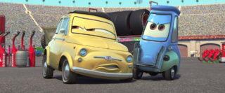 luigi personnage character pixar disney cars