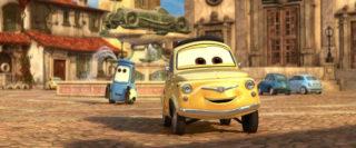 luigi personnage character pixar disney cars 2