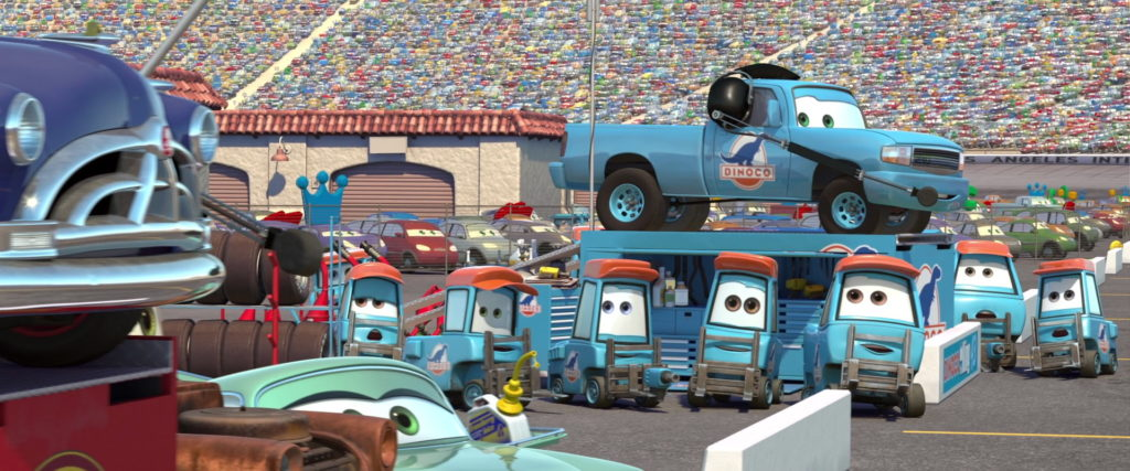 luke pettlework personnage character pixar disney cars