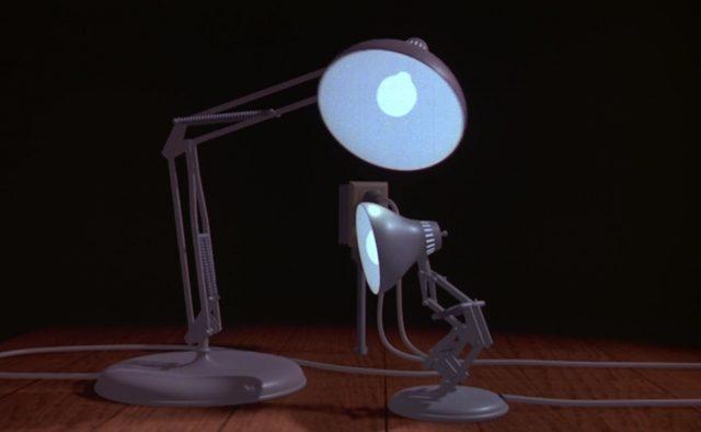 luxo jr personnage character disney pixar
