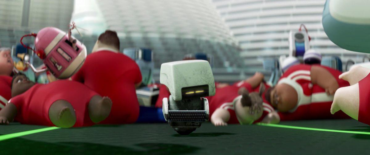 m-o personnage character wall-e disney pixar