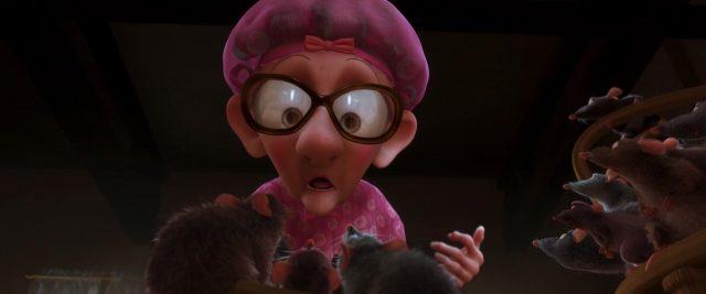 mabel personnage character ratatouille disney pixar