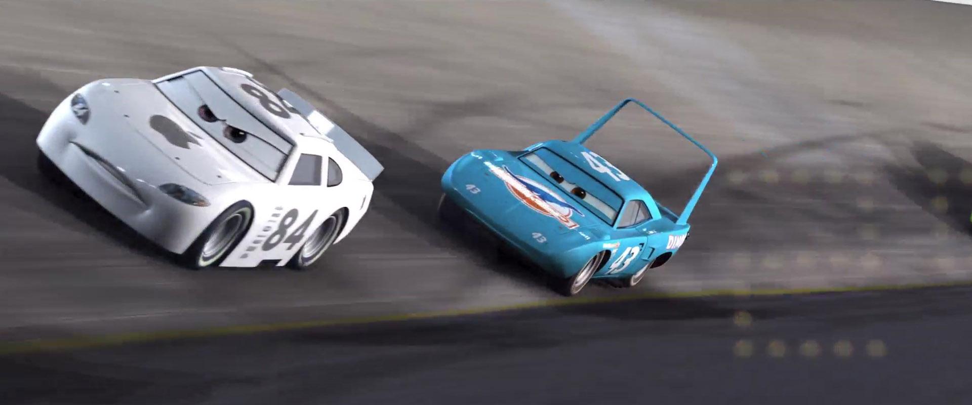 mac icar personnage character pixar disney cars