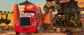 mack personnage character pixar disney cars 2