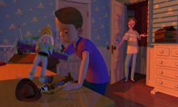 madame davis personnage character disney pixar toy story