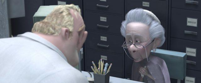 hogenson personnage character indestructibles incredibles disney pixar