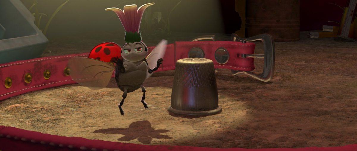 marcel francis personnage character 1001 pattes bug life disney pixar