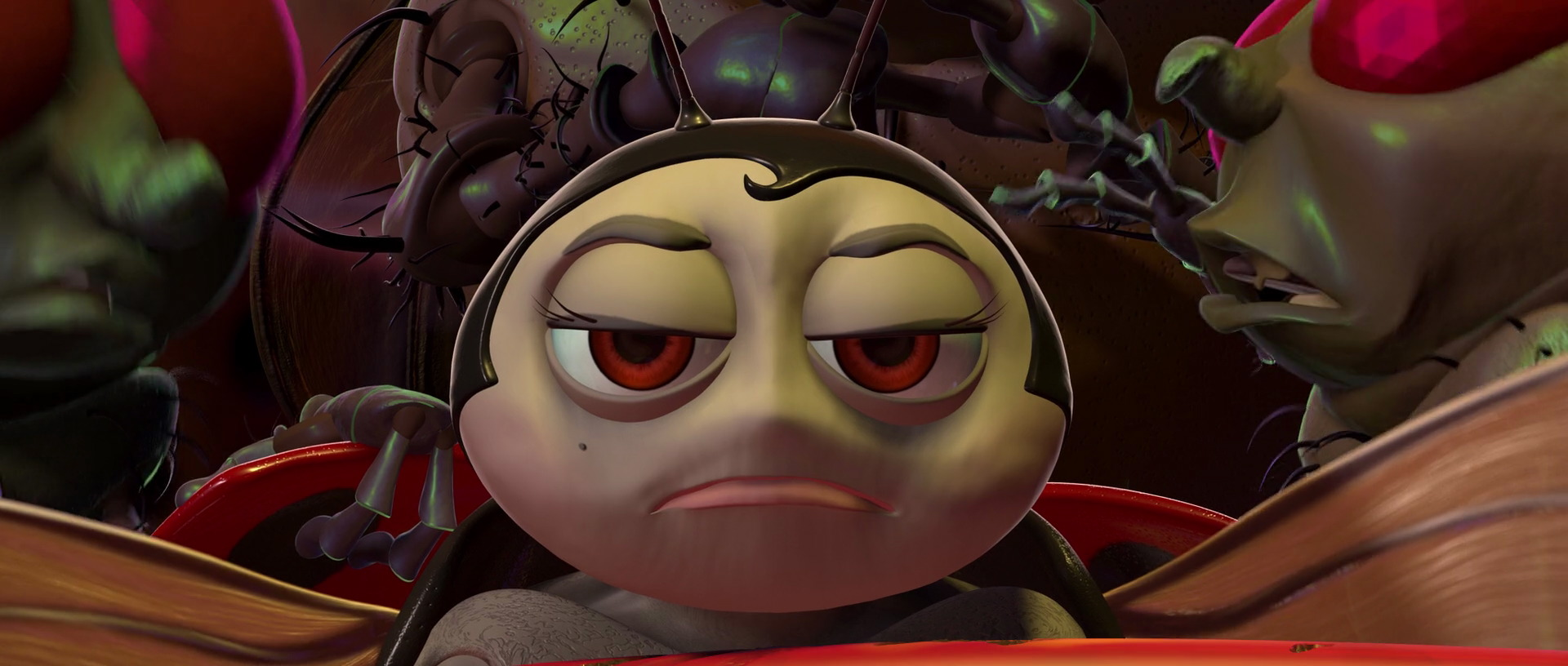 francis character from �a bug�s life� pixarplanetfr
