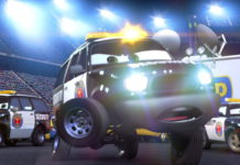 marlon clutchy mckay personnage character pixar disney cars