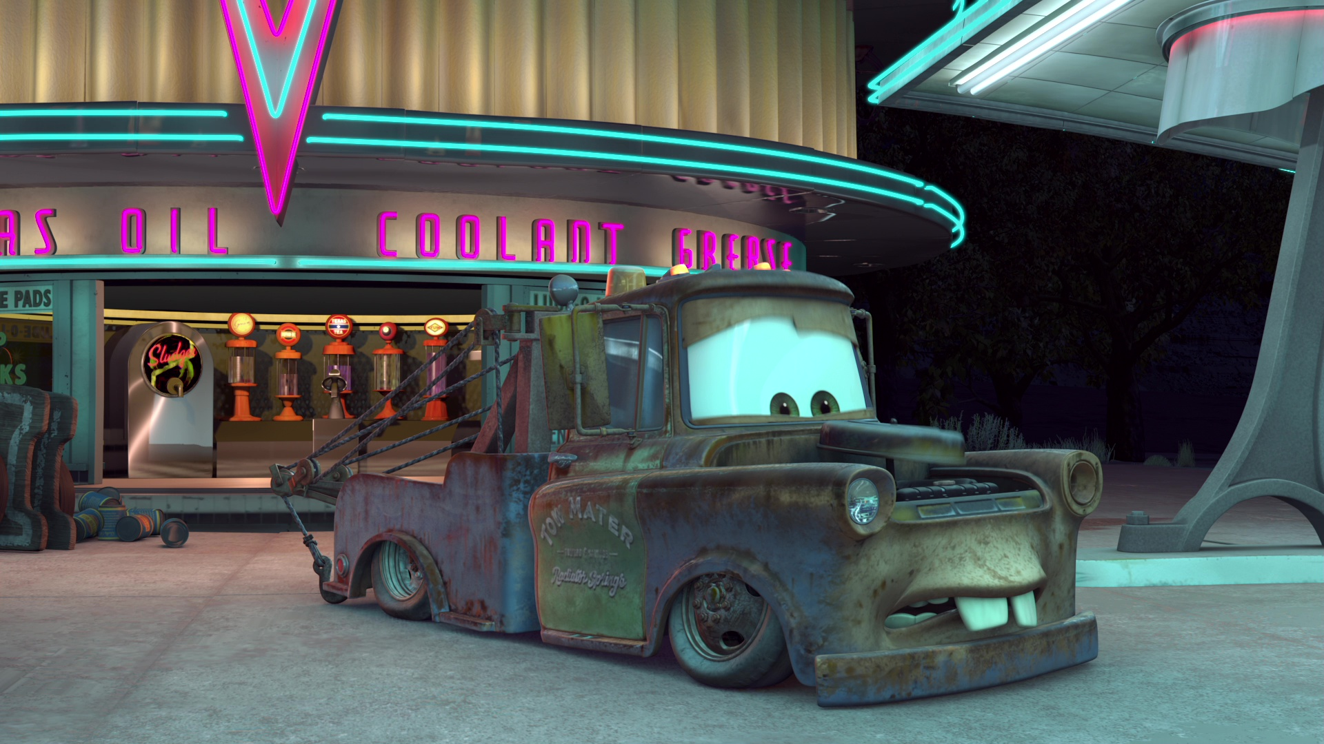 image martin lumière fantôme mater ghostlight disney pixar
