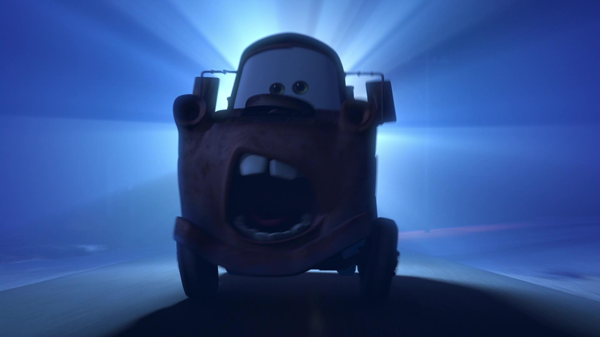 pixar disney martin et la lumière fantôme mater and the ghosthlight