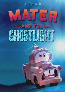 affiche poster martin lumière fantôme mater ghostlight disney pixar