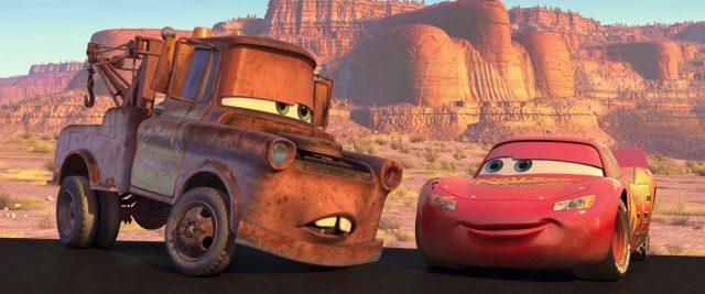 martin mater personnage character cars disney pixar