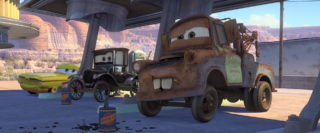 martin mater personnage character pixar disney cars