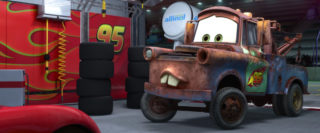 martin mater personnage character pixar disney cars 2